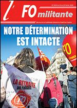 L'inFO militante N°3322