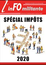 Spécial Impôts 2020